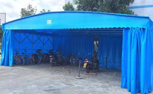 昆山活动雨篷